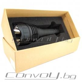 Модифициран фенер Convoy L21A Mega
